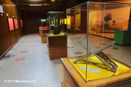 gallery of Sabah Islamic Civilisation Museum