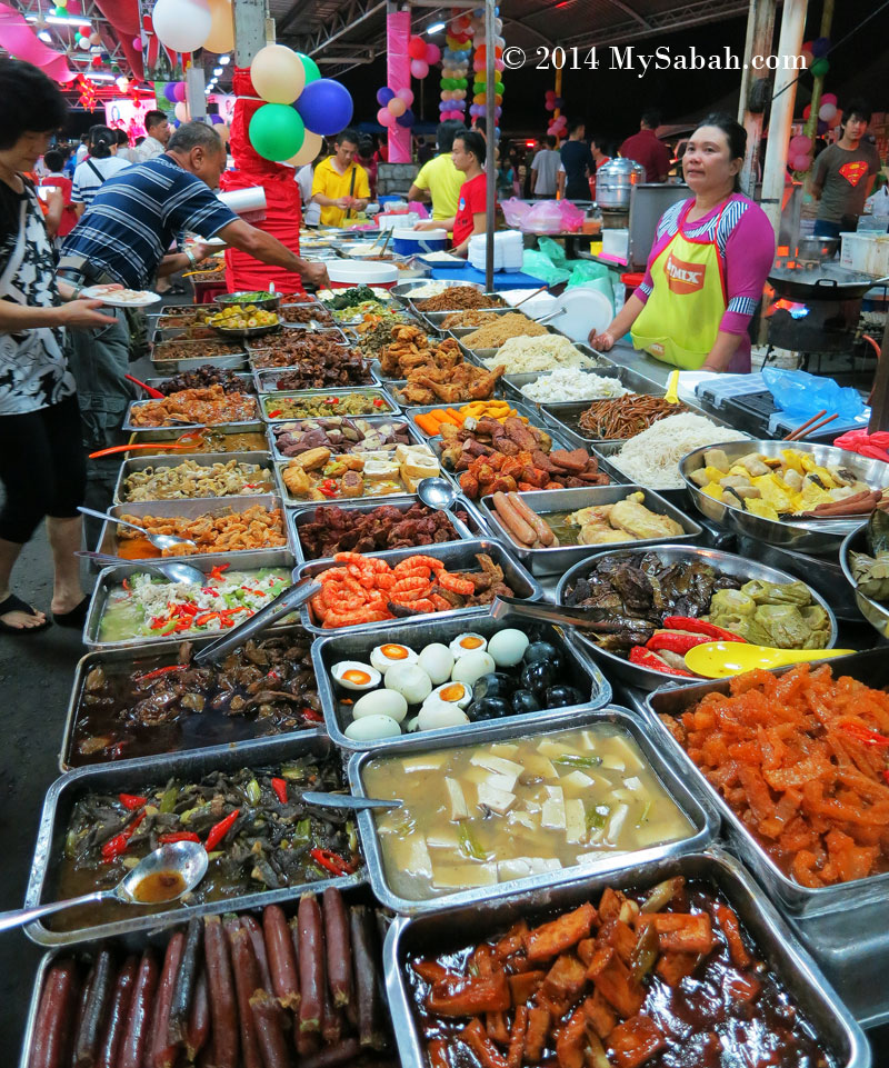 Lido Food Square, Sabah's Street Food Centre