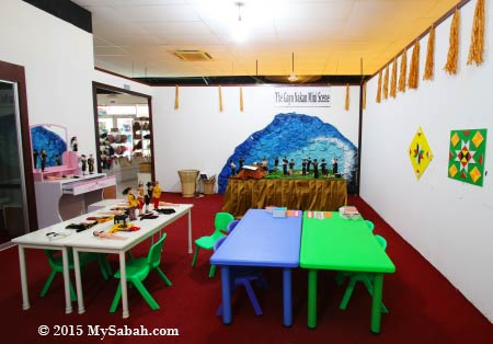 learning corner for kids