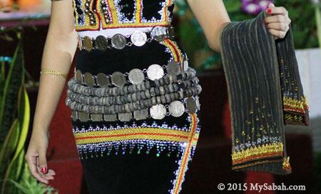 Tangkong the hip belt