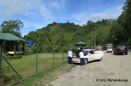 Forestry Office of Taviu Hill