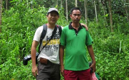 photo with Malik