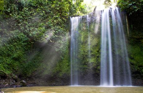 Waterfalls of Sabah