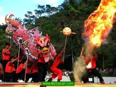 Lion and Dragon Dance Festival, Sabah, Malaysia/lion-dragon-dance ...