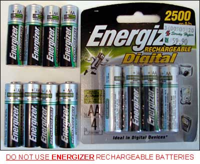 Energizer Sucks