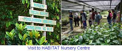 HABITAT Nursery Centre