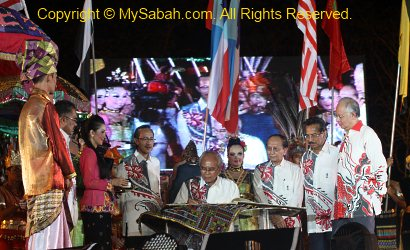 Signing Ceremony of Malaysia Day