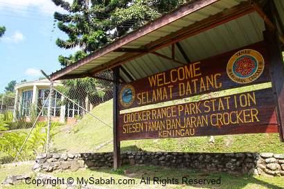 Crocker Range Park Part 1 Of 4 Mysabah Com