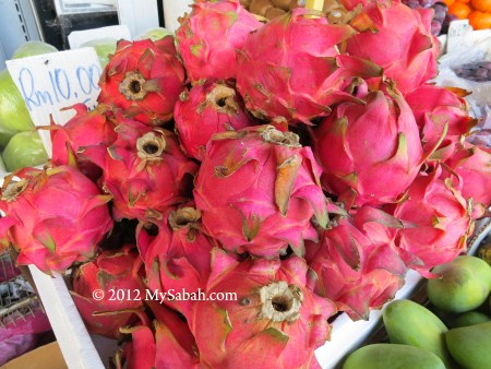 dragon fruit on sale