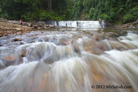 Imbak Falls