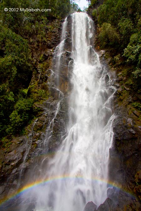 Tawai Waterfall