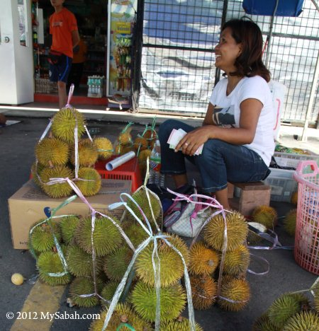durians for sale