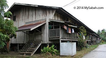modern longhouse