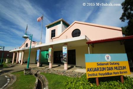 Aquarium & Marine Museum of University Malaysia Sabah (UMS)