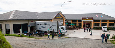 milk processing plant of DESA