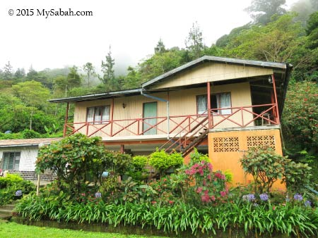 Mount Kinabalu Holiday Home (Haleluyah Retreat Centre)