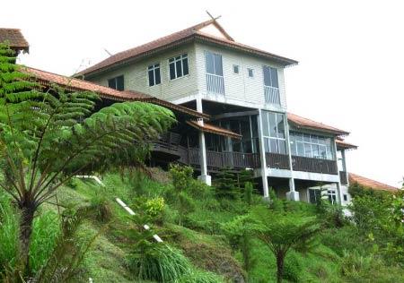 Puncak Borneo Resort
