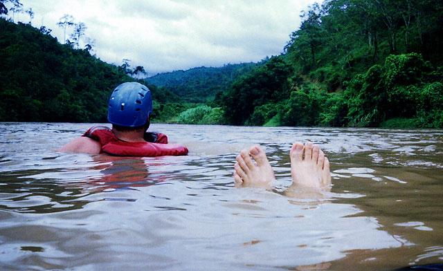 body rafting
