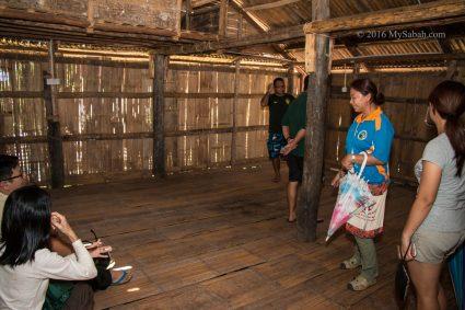 Explore inside the Tambunan house