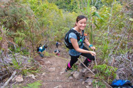 Descending to Sunsuron Village
