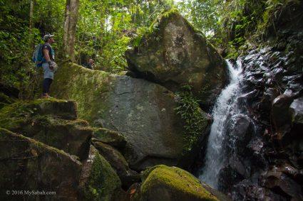 Big Kolopis Sunsuron Waterfall