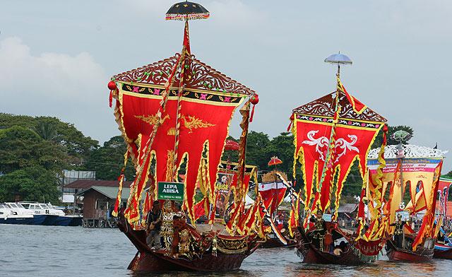Lepa-lepa boat
