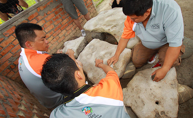 Batu Gong (Music Rock)