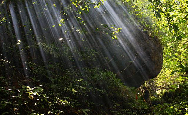 Minitinduk Gorge