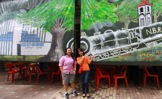 Bonding with Gaya Street