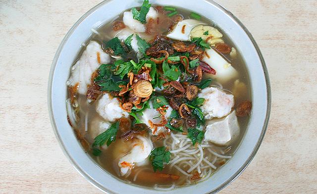 Soto Noodle Soup