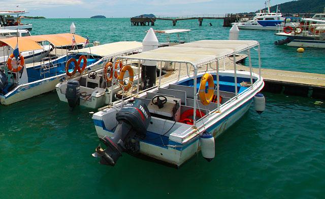 Kota Kinabalu ferry terminal