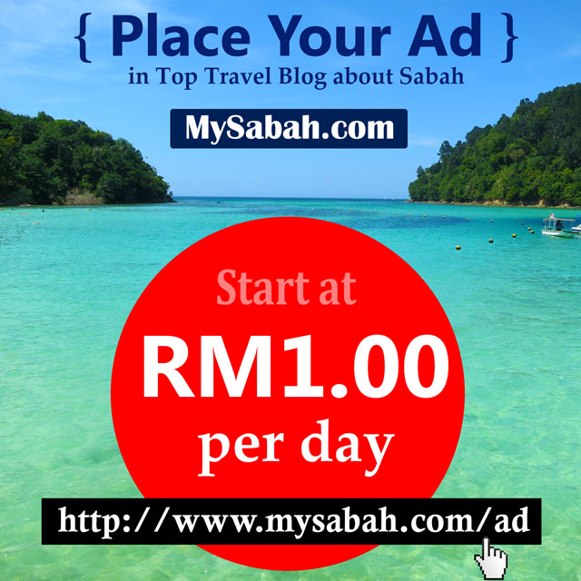 Advertise on MySabah.com