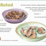 Butod (Sago Worm)