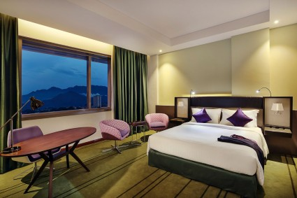 Room of Avangio Hotel