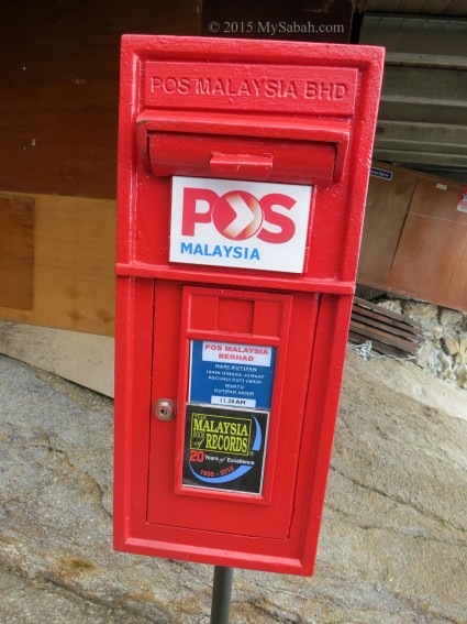 Highest Post Box of Malaysia