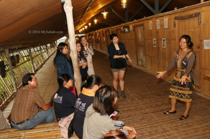 Tour about Sabah culture and legend