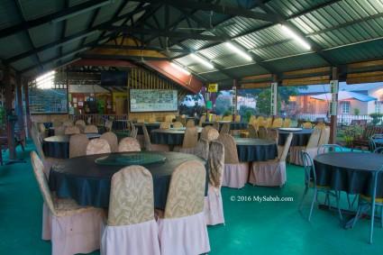 Restaurant of Sabah Tea