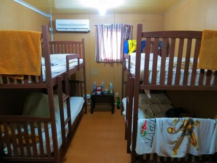 Dormitory room in Seaventures