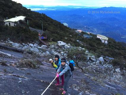 Kota Belud Trail is more challenging than Ranau Trail