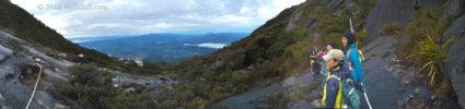 Nice view at Kota Belud Trail