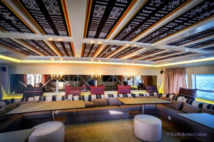 VIP Room of North Borneo Cruises