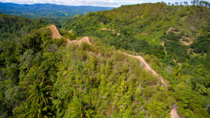 Bukit Lugas looks scary but interesting
