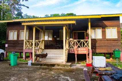 Asrama Kanarom Hostel in Serinsim