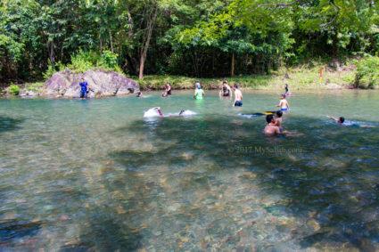 Kanarom River in Serinsim (Sorinsim)