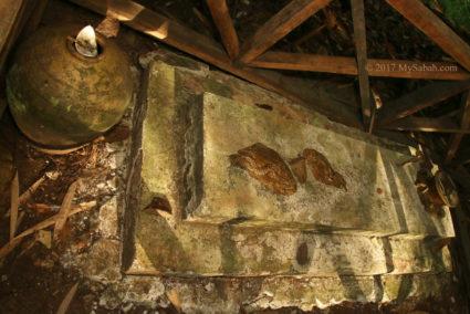 Graveyard of Sigunting, a Sabahan hero
