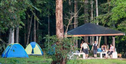 Campers in Serinsim