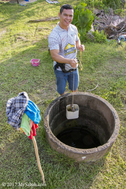 a well in Malubang