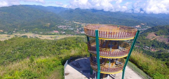 highest point of Tambunan