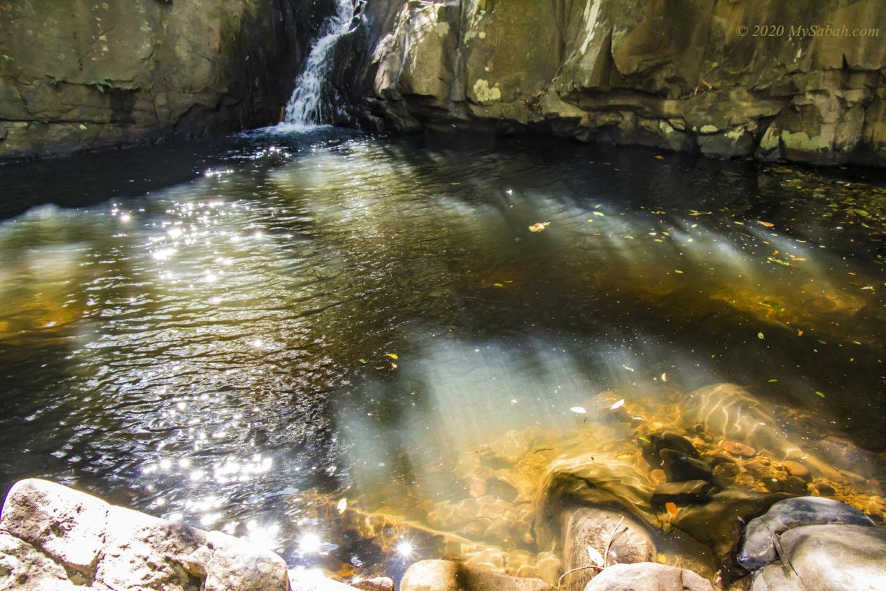 Wasai Waterfall