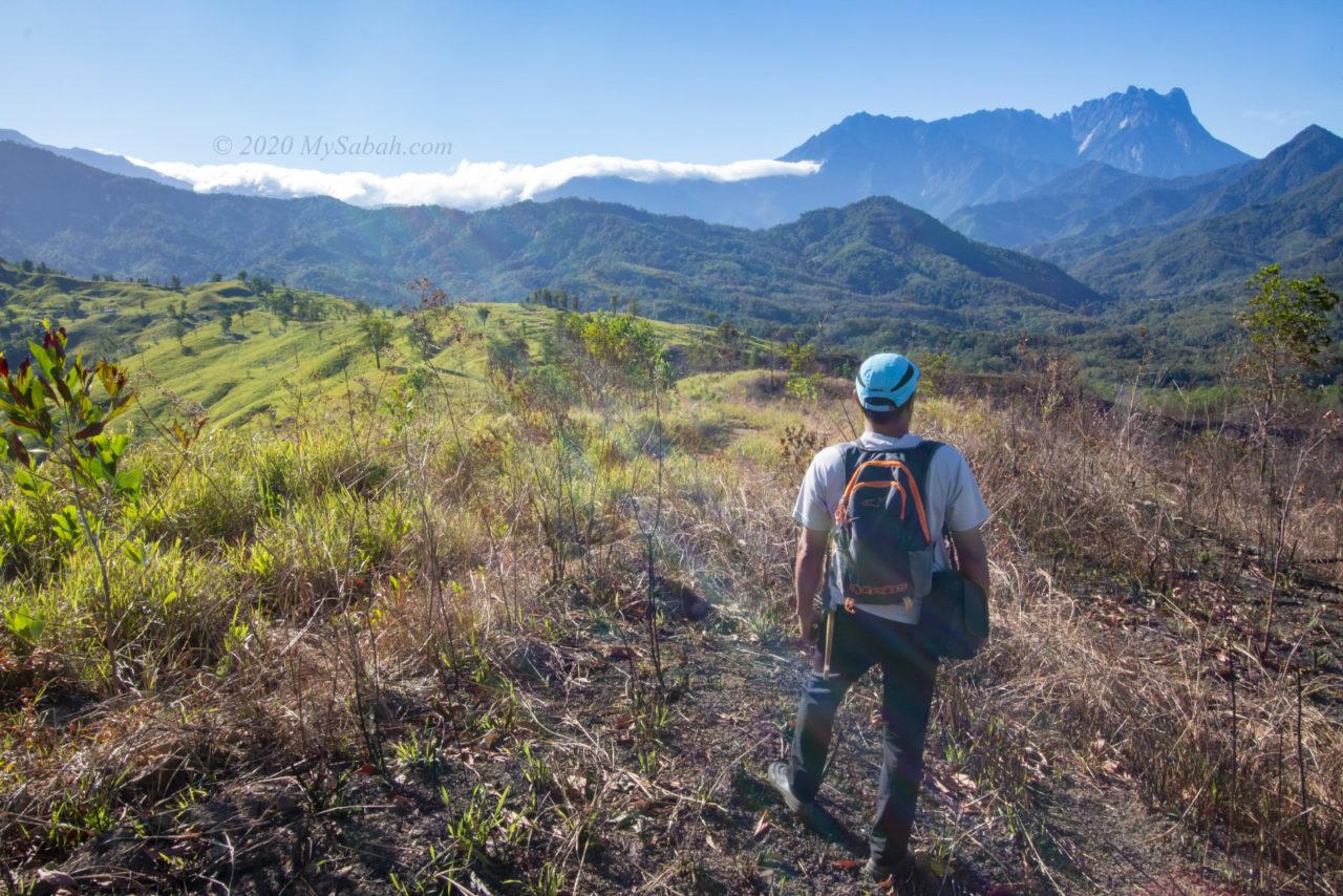 Hiking to Bukit Bendera (Flag Hill)